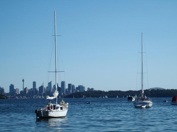Un MUST-DO à Sydney: Watson's Bay, petit quartier avec vue sur la Sydney!!